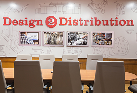 Large Wall Graphics Interior Signage